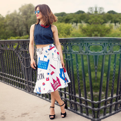 Lady Chic London Skirt