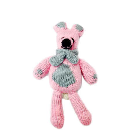 Bhalu the Bear, Taffy/Grey