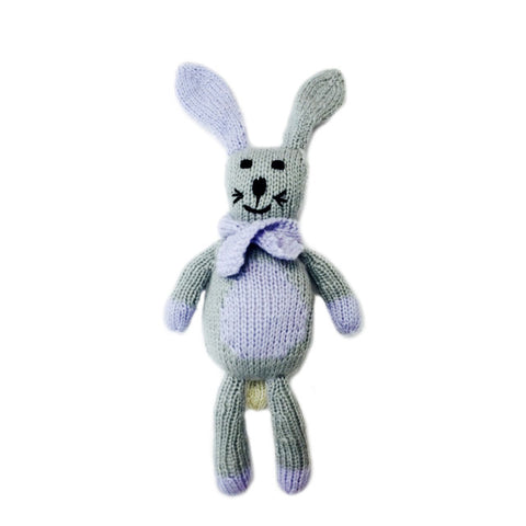 Ramro the Rabbit, Grey/Lavender