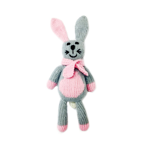 Ramro the Rabbit, Grey/Taffy