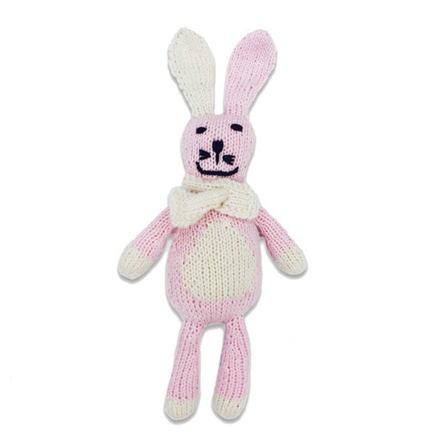 Ramro the Rabbit, Petal Pink/Oatmeal