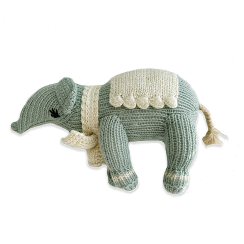 Hatti the Elephant, Sage Green