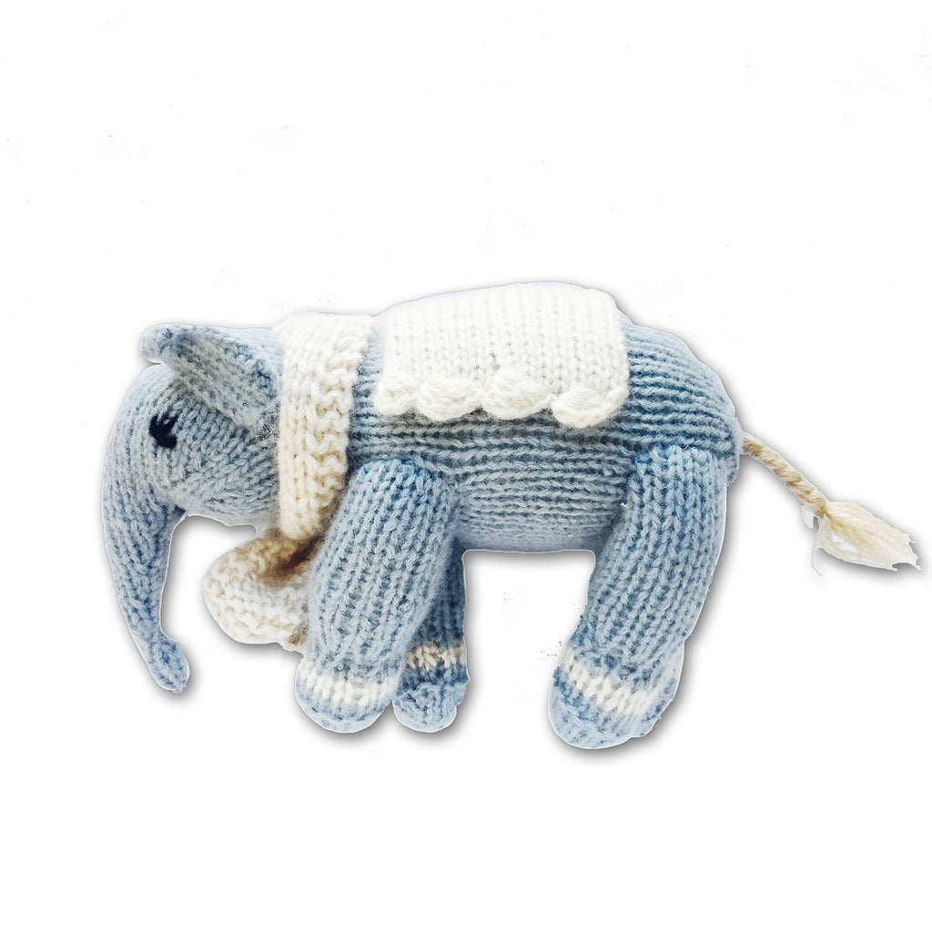 Hatti the Elephant, Sky/Oatmeal