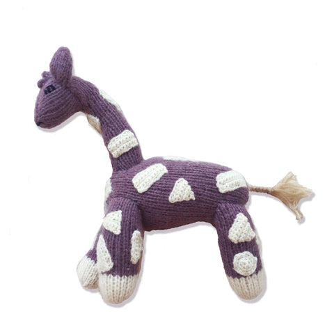 Rabi the Giraffe, Plum