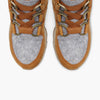 Kinetic Short Lace Camel Brown