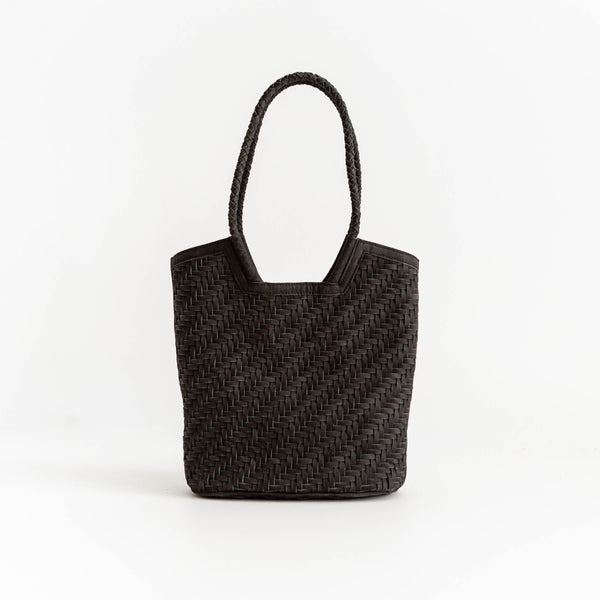 Camilla Bag Black Nubuck