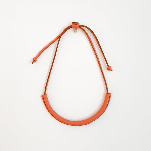 Circuit Necklace Coral