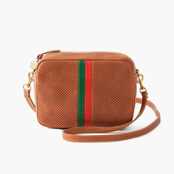 Midi Sac Perforated Desert Stripe