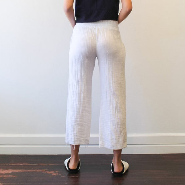 Billy Pant White