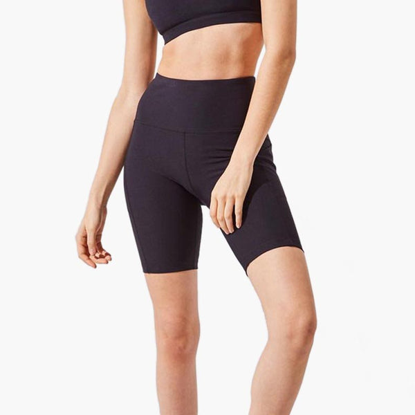 Brisk High Waisted Bike Short