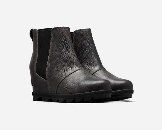 Joan of Arctic Wedge II Boot Quarry