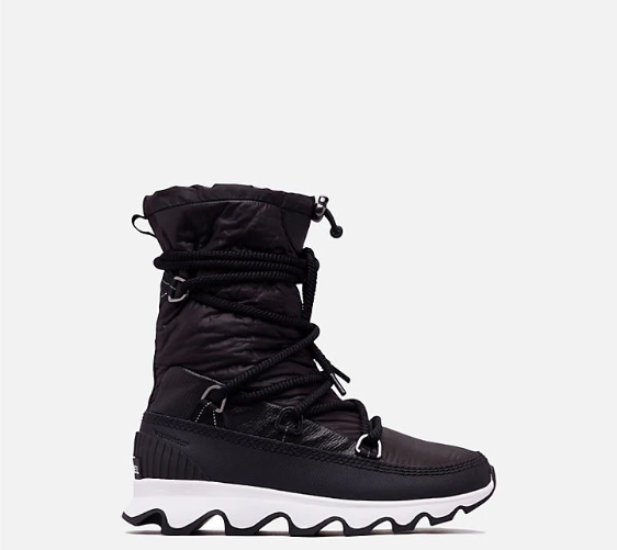 Kinetic Boot Black/White