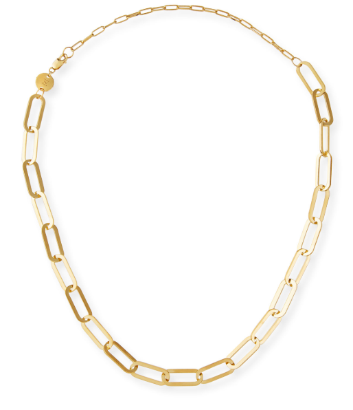 Marta Necklace Gold Vermeil