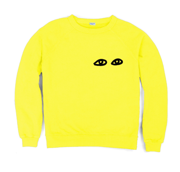 Longsleeve Lightweight Sweatshirt - Two Color Options