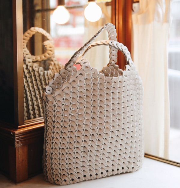 Nola Bag Cream Nubuck