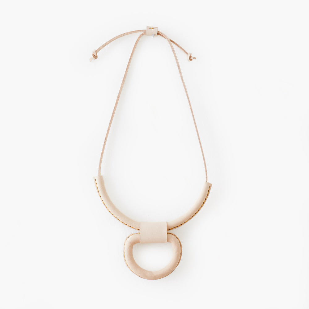 Union Necklace - Natural