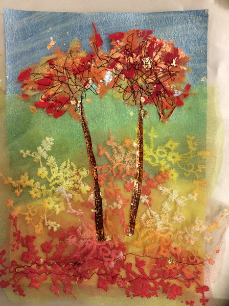 Textile Art with Andrea Hayes - Saturday 25th January @11am
