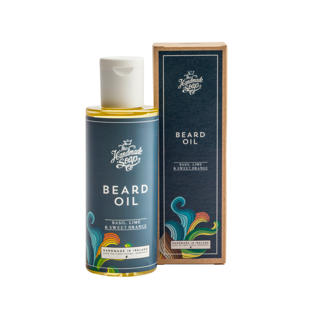 Handmade Soap Company Beard Oil