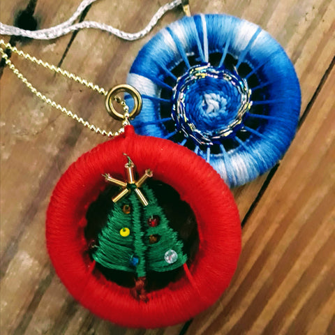 Dorset Button Christmas Decorations - Saturday 14th November @11am