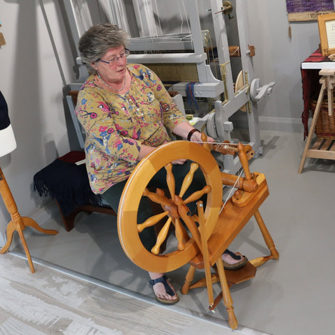Beginners Spinning Wheel Class - Saturday 14th November @11am
