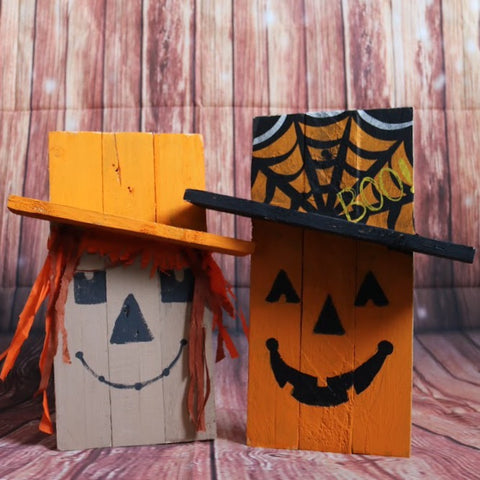 🎃 Kids Scarecrow & Pumpkin Pallets - Saturday 28th October @11am