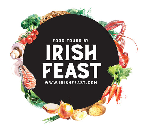 Irish Food Experience - Friday 1st March, 22nd March & 12th April @7:30pm