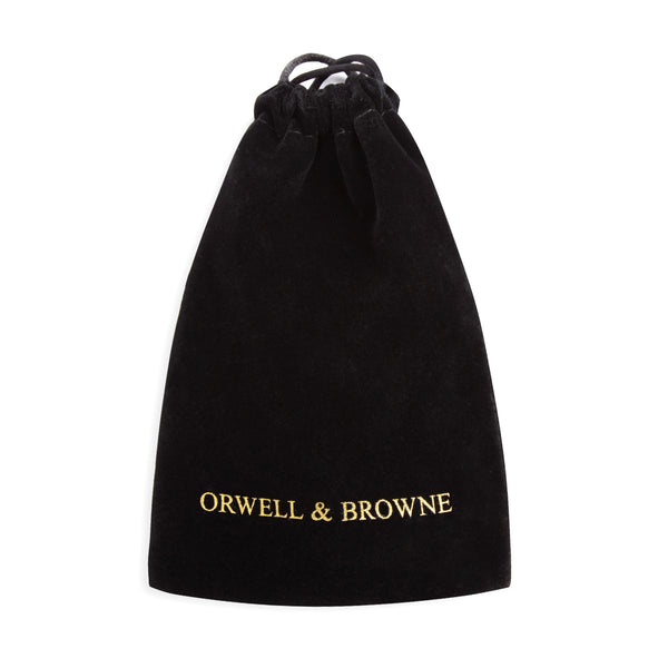Orwell & Browne Bow Tie - Molted Marine