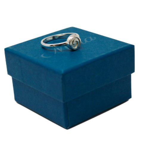 Mora Jewellery Spiral Ring
