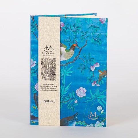 Muckross Handbound A6 Billiard Journal