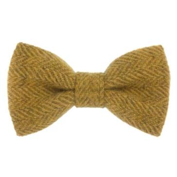 Orwell & Browne Bow Tie - Amber