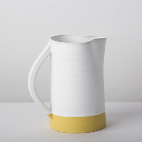 Nordic Collection Yellow Creamer Jug