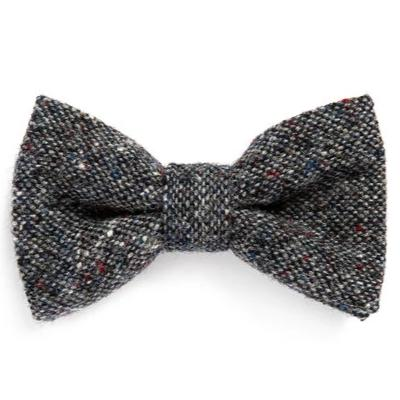 Orwell & Browne Bow Tie - Deep Salt & Pepper