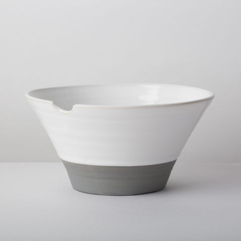 Nordic Collection Small Grey Bowl