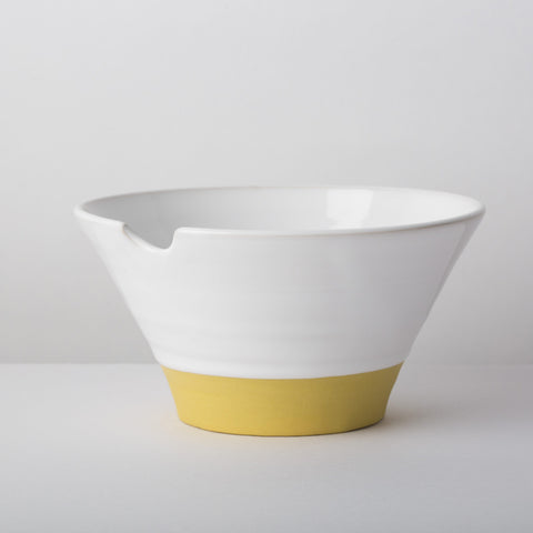 Nordic Colour Small Yellow Bowl