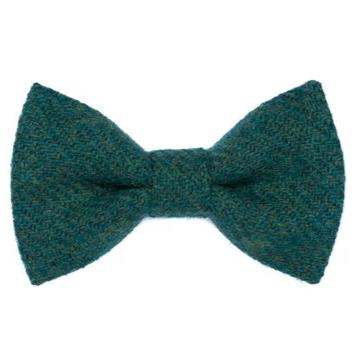 Orwell & Browne Bow Tie - Forest Green