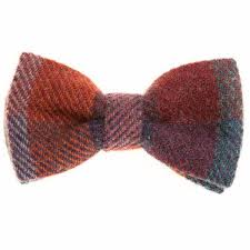 Orwell & Browne Bow Tie - Harlequin