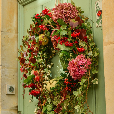 Autumn Wreath Making - Saturday 26th September @11am