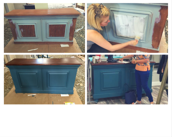 Full Day Upcycling With Autentico Chalk Paint - Saturday 23rd February @10:30am