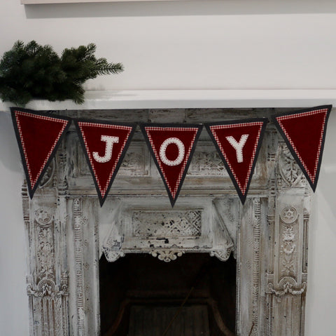 Christmas Bunting Workshop - Saturday 7th December @11am