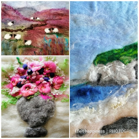 Felt Making Workshop - Saturday 6th July @11am