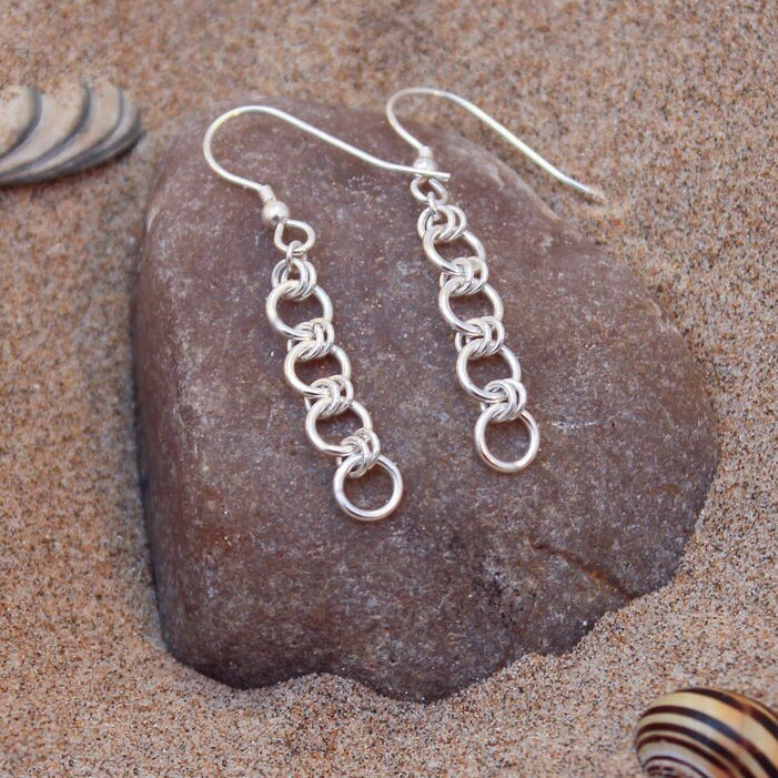 Introduction to Chainmail Jewellery Making - Saturday 22nd June @11am