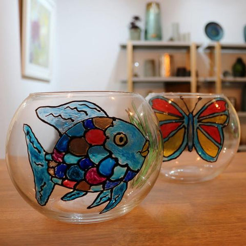 Kids Glass Painting - Thursday 11th July @11am