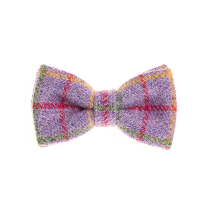 Orwell & Browne Bow tie - Lavender Mix