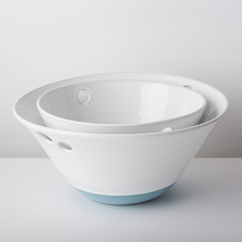 Nordic Collection Medium Blue Bowl