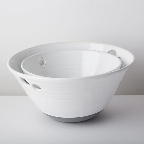 Nordic Collection Medium Grey Bowl