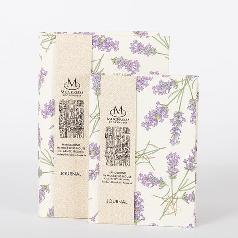 Muckross Houndbound A6 Lavender Journal