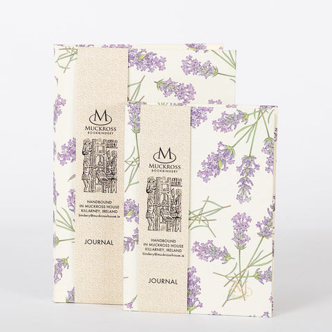 Muckross Handbound A5 Lavender Journal