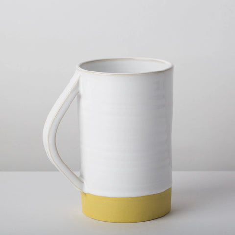 Nordic Colour Mug - Yellow