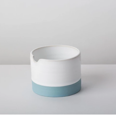 Nordic Colour Blue Sugar Bowl