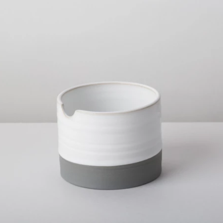 Nordic Colour Sugar Bowl - Grey